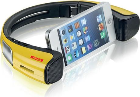 iPlay Wiickedboomstand Universal Smartphone & Phablet Stand