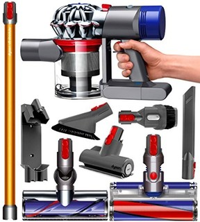 Dyson vacuum cleaners uae best prices for Dyson mattress tool vs mini motorized tool