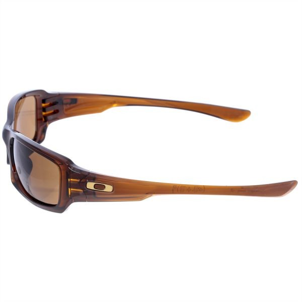 oakley five 20  Oakley Five Rectangle Men\u0027s Sunglasses - Brown O09238-07-54-20-133 ...
