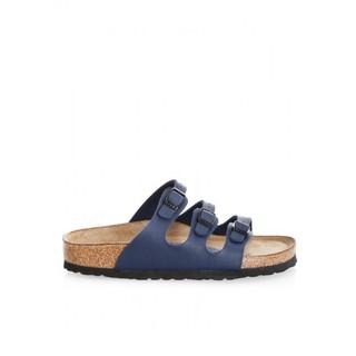 Birkenstock FLORIDA-554713-BLUE - Blue