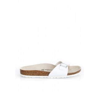 Birkenstock MADRID-40733-WHITE - White