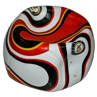 Image result for Solx 45146 Soccer Ball Pvc Red/Wht