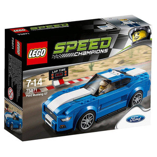 Lego Speed Champions Ford Mustang Gt Price In Qatar Qar   July Valid In Doha Fereej Abdel Aziz Ad Dawhah Al Jadidah
