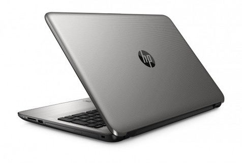 HP 15-AY075nia Laptop (Core i7 6500U 2.5 GHz, 8GB RAM, 1TB HDD, 2GB VGA, 15.6, Eng. KB,DOS) Silver