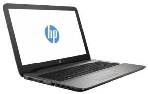 HP Notebook 15-ay009ne 15.6-inch Laptop, Silver - Intel Core i5, 4GB RAM, 500GB HDD, 2GB VGA, Windows 10