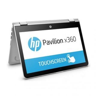 HP Pavilion x360 13-u001ne 13.3-inch Touchscreen Laptop, Silver - Intel Core i5, 8GB RAM, 1TB HDD, Windows 10