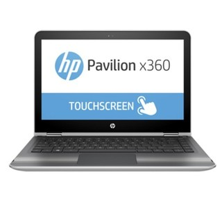 HP Pavilion x360 13-u001ne 13.3-inch Touchscreen Laptop, Silver - Intel Core i5, 8GB RAM, 1TB HDD, Windows 10